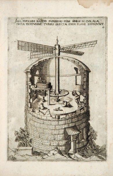 ERRARD (Jean) Le Premier livre des Instruments mathematiques mechaniques. Imprimé...