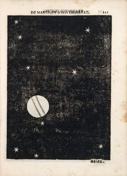 FONTANA (Francisco) Novae coelestium terrestriumq rerum observationes, Et fortasse...