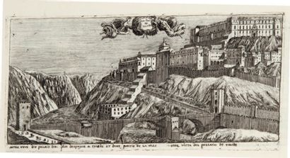 MEUNIER (Louis) Vues des différents palais et maisons de plaisance des rois d'Espagne....