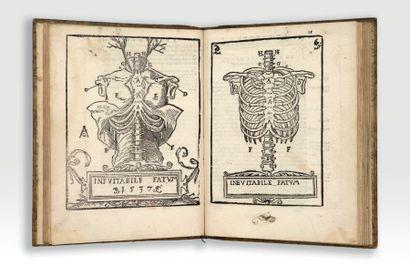 DRYANDER (Johannes) Anatomiae, hoc est, corporis humani dissectionis pars prior....