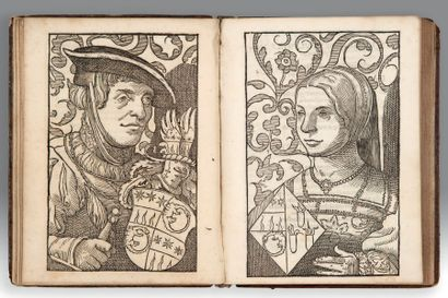 AGRIPPA (Heinrich-Cornelius) De occulta Philosophia Libri Tres. S.l.n.d. [au colophon]:...