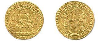 COMTÉ DE FLANDRE - LOUIS DE MÂLE 1346-1384...