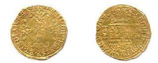 SEIGNEURIE DE TOURNAI - PHILIPPE IV d'Espagne...