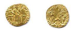 VALENCIA - MARTIN Ier 1395-1410 Florin d'or...