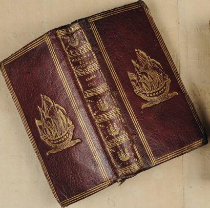 Almanach Royal de l'année 1782, chez d'Houry...