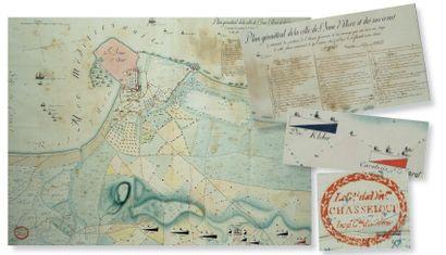 « Plan Général de la ville de Saint d'Acre...