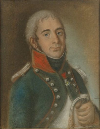 Marie Claude Hubert Étienne Maréchal, lieutenant...