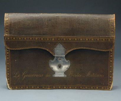 Portefeuille de Louis Bonaparte, Connétable...