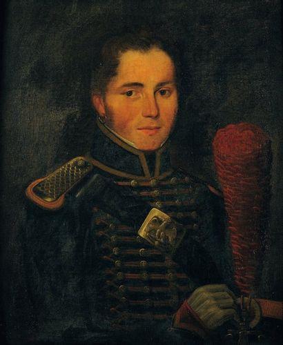 Portrait d'un Marin de la Garde Impériale,...