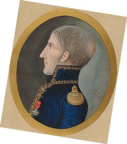 Général Roger Valhubert, Premier Empire....