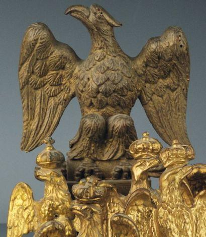 Aigle de drapeau pour la Garde Nationale...