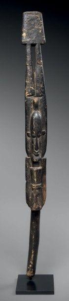 Figure d'ancêtre an dugo, Soninke, Mali Époque:...