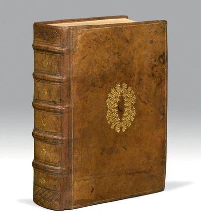 BIBLE. — La Biblia, que es, los sacros libros...