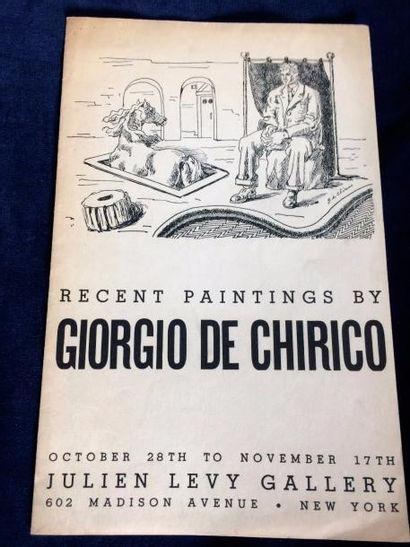 CHIRICO GIORGIO de