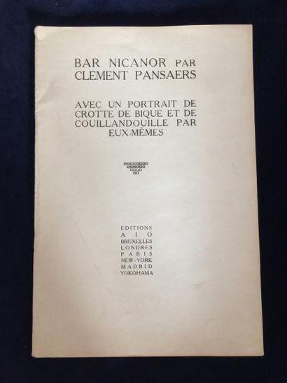 PANSAERS Clément