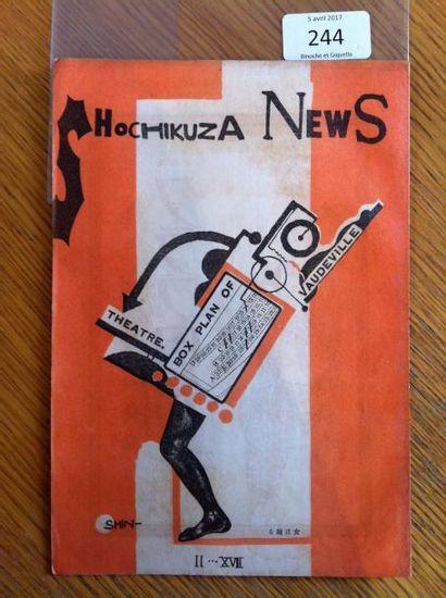 REVUE. SHOCHIKUZA NEWS - 2.17. Osaka, 2....