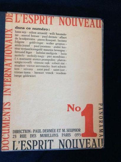 REVUE. DOCUMENTS INTERNATIONAUX DE L'ESPRIT...