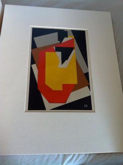 REVUE. ART D'AUJOURD'HUI. Paris, André Bloc, Editions de l'Architecture d'aujourd'hui,...