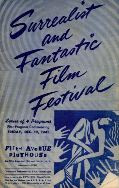 [SURRÉALISME]. SURREALIST AND FANTASTIC FILM...