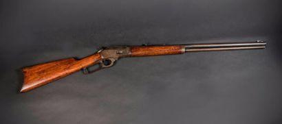 Carabine Marlin modèle 1894 calibre 32-20....
