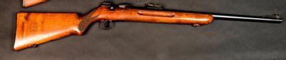 Carabine à verrou Mauser, un coup, calibre...