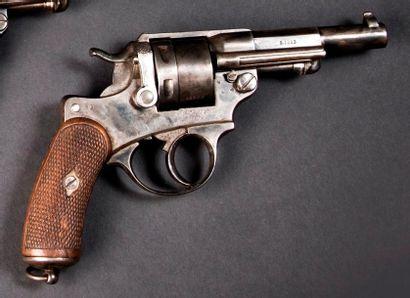 Revolver d'ordonnance modèle 1873 S 1888,...