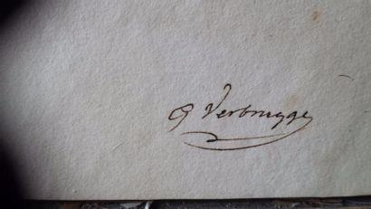 Gijsbert VERBRUGGE ( 1633 - 1730)
