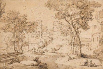 JAN VAN BLOEMEN DIT L'ORIZONTE (ANVERS 1662 - 1749 ROME)