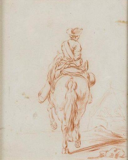 ATTRIBUÉ À PHILIBERT DELARUE (PARIS 1718 - 1780)
