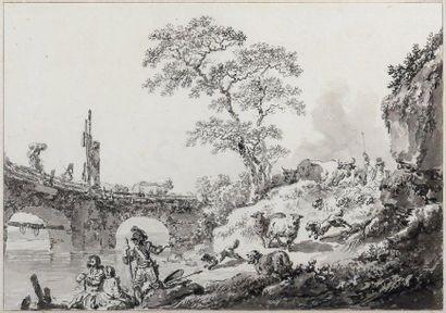 Jean Baptiste LE PRINCE (1734-1781)