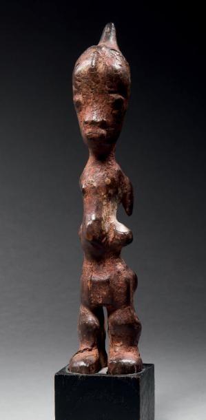 Statuette Bena Lulua, République Démocratique...