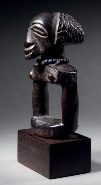 Instrument divinatoire, katatora, Luba, République...