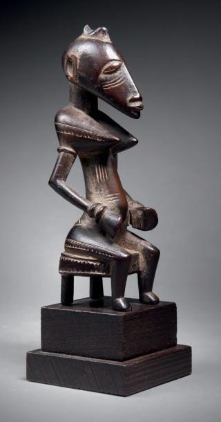 Statuette, Région de M'bengé (Boundiali),...