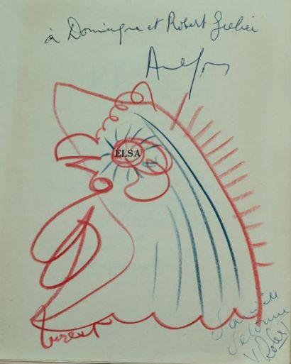 ARAGON (Louis) (1897-1982) - LURCAT (Jean) (1892-1966)