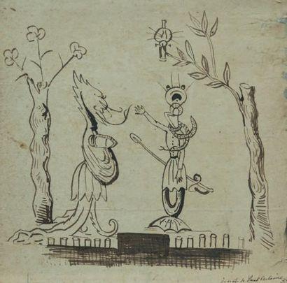 VERLAINE (Paul) (1844-19-1896)