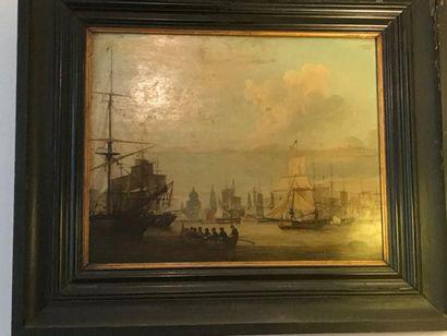 Ecole Hollandaise du XIXe