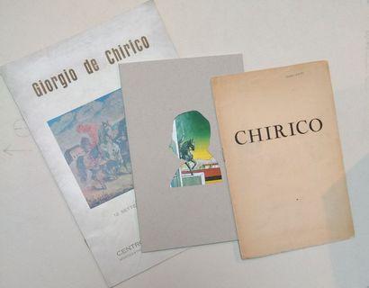 [CHIRICO Giorgio de]