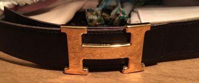 HERMES - ceinture