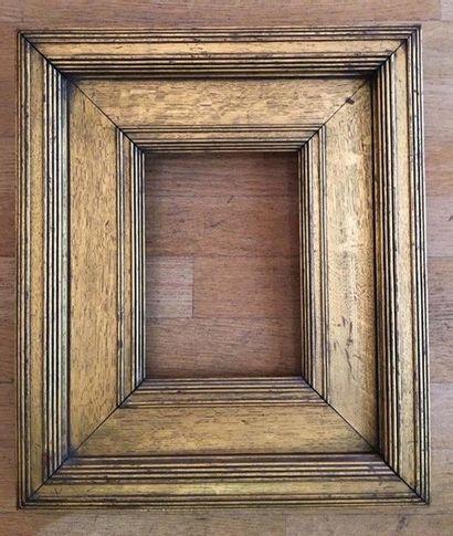 Cadre Whistler en chêne doré La vue : 24x17...