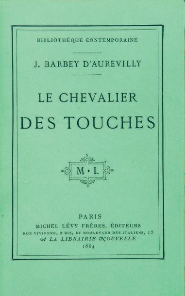 BARBEY D'AUREVILLY (Jules).