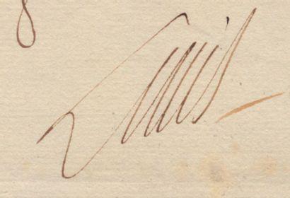 LOUIS XVI Roi de France (1754-1793)