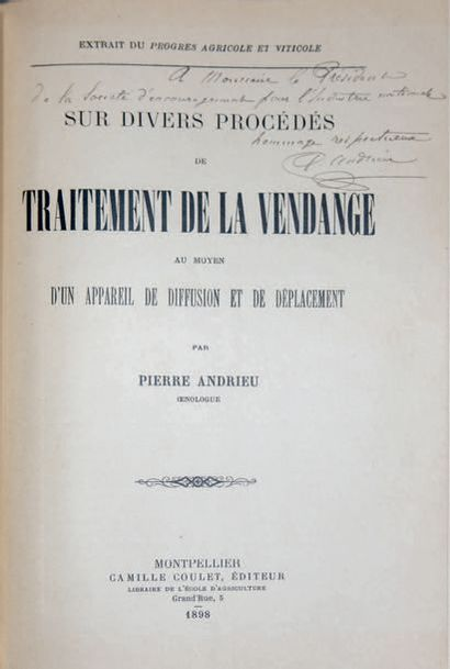 ANDRIEU (Pierre)