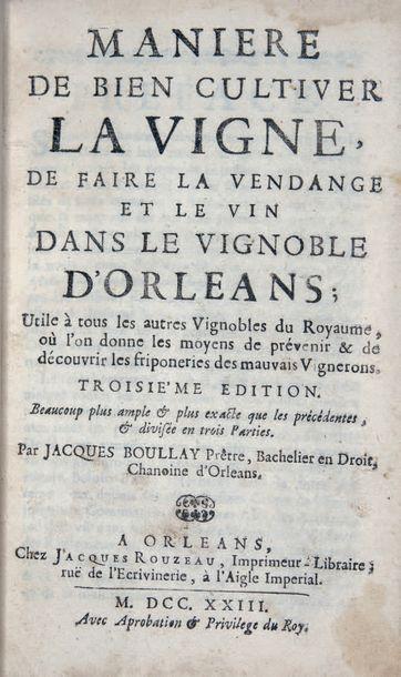BOULLAY (Jacques)
