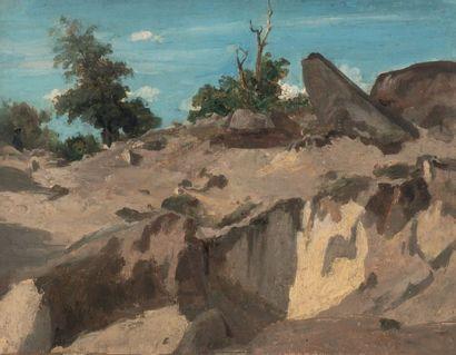 CAMILLE JEAN-BAPTISTE COROT (1796-1876)