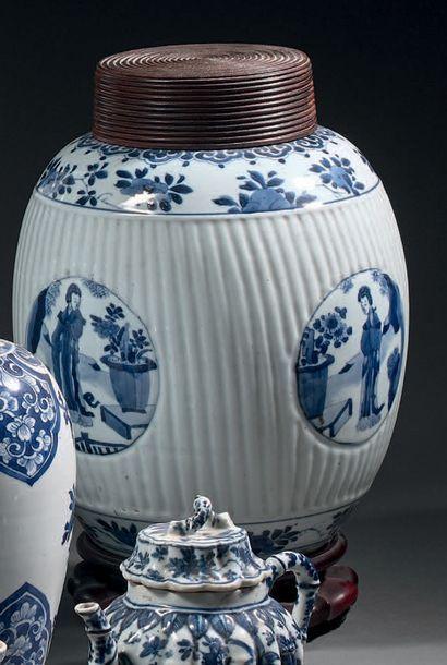 CHINE - Époque KANGXI (1662-1722)