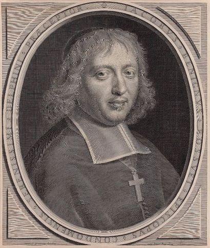 Robert NANTEUIL (1623-1678) J. Amelot, M. Amelot, Anne d'Autriche, S. Dreux d'Aubray,...