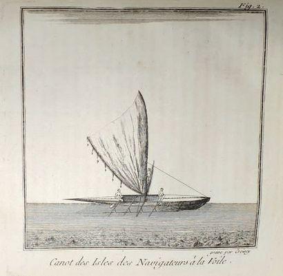 BOUGAINVILLE (Louis-Antoine de).