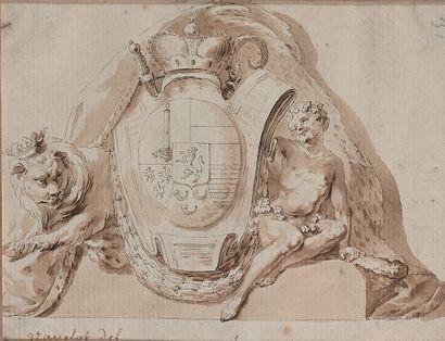 HUBERT-FRANÇOIS GRAVELOT (1699-1773)