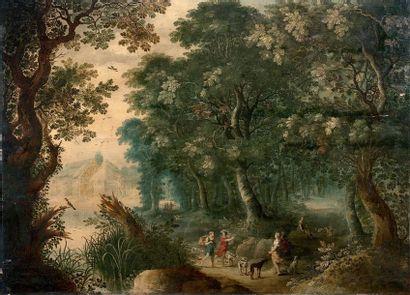 ABRAHAM GOVAERTS (ANVERS 1589-1626)