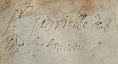 LA ROCHEFOUCAULD 1613-1680